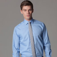 Tailored business shirt long sleeved