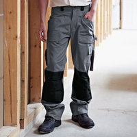 Grafter duo-tone trousers (WD4930)