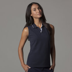 Women's Gamegear® proactive sleeveless polo