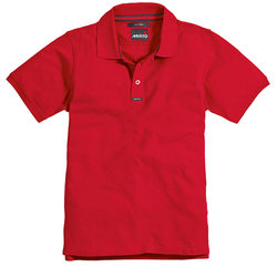 Team piqué polo short sleeve
