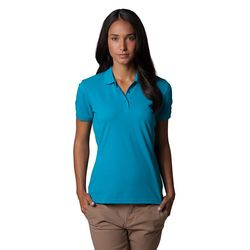 Women's Klassic slim fit polo Superwash® 60ºC