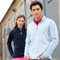 Women's ¼ zip microfleece