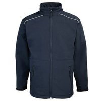 Softshell workwear jacket