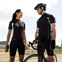 Spiro bikewear full zip top