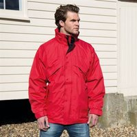3-in-1 zip and clip jacket