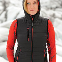 Women's gravity thermal vest