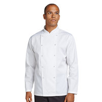 Chef's kit jacket with press stud (DD16)