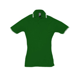 SOLS Lds Practice Tipped Polo