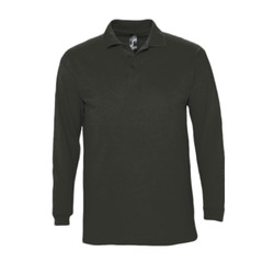SOLS Winter II L/S Polo