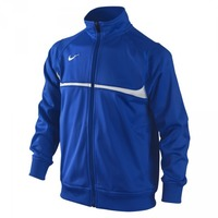 *SUPER TOFFE ACTIE* 60% KORTING <br>Nike Full Zip Warming Up Jacket Blauw/Wit