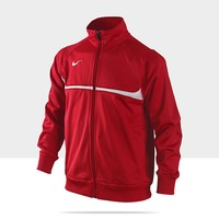 *SUPER TOFFE ACTIE* 60% KORTING <br>Nike Full Zip Warming Up Jacket Rood/Wit